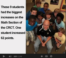 CRCT Proficiency