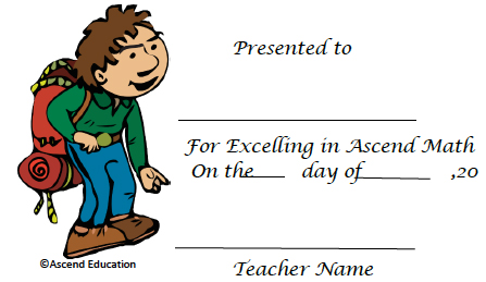 Climber Certificate