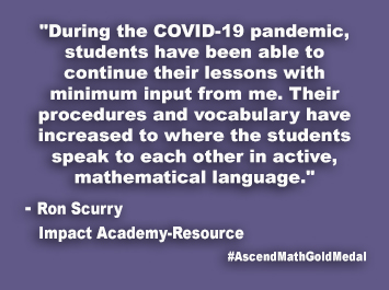 Impact Academy-Resource Ascend Math Gold Medal