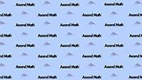 Ascend Math Logo Virtual Background