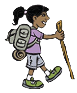 Female Climber Achievement Badge